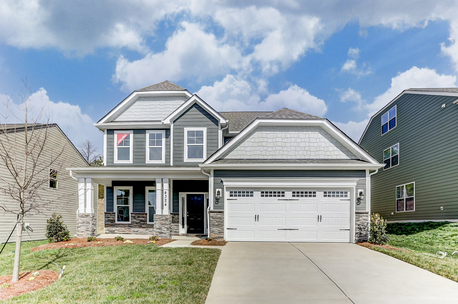 The Cypress at Parkview Estates in Concord