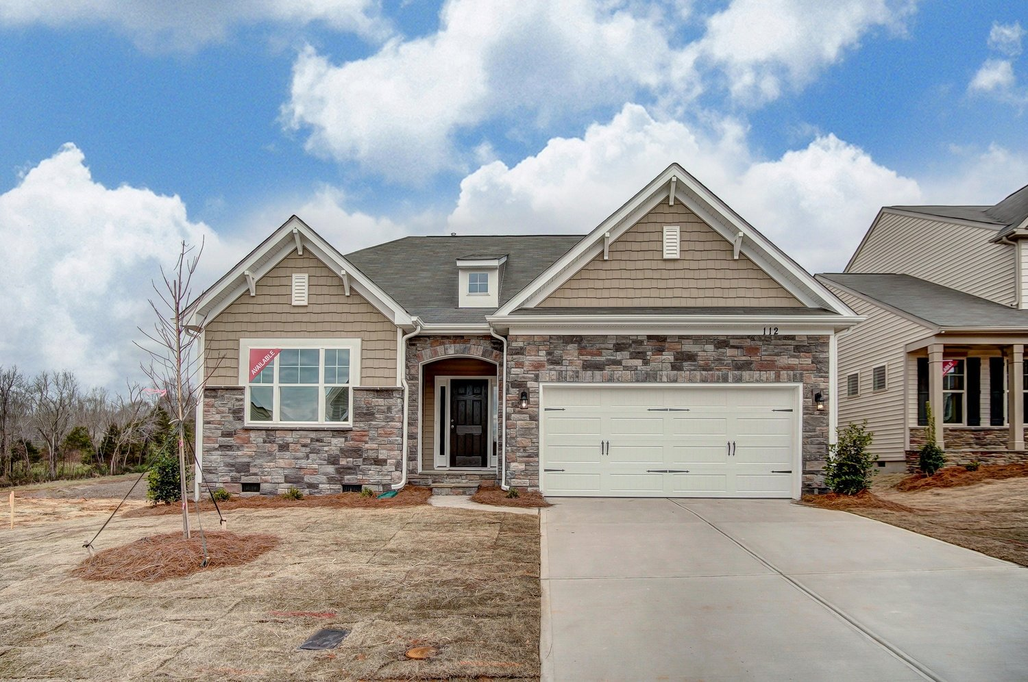 Avery move in ready home in Briargate