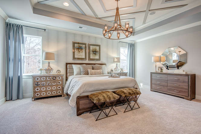 Caldwell Master Bedroom