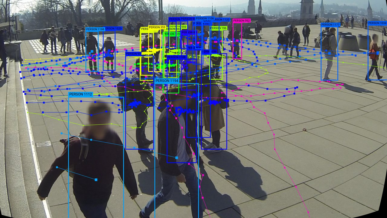 WILDTRACK camera 3. Original image from WILDTRACK dataset by Chavdarova et al. Faces redacted by MegaPixels