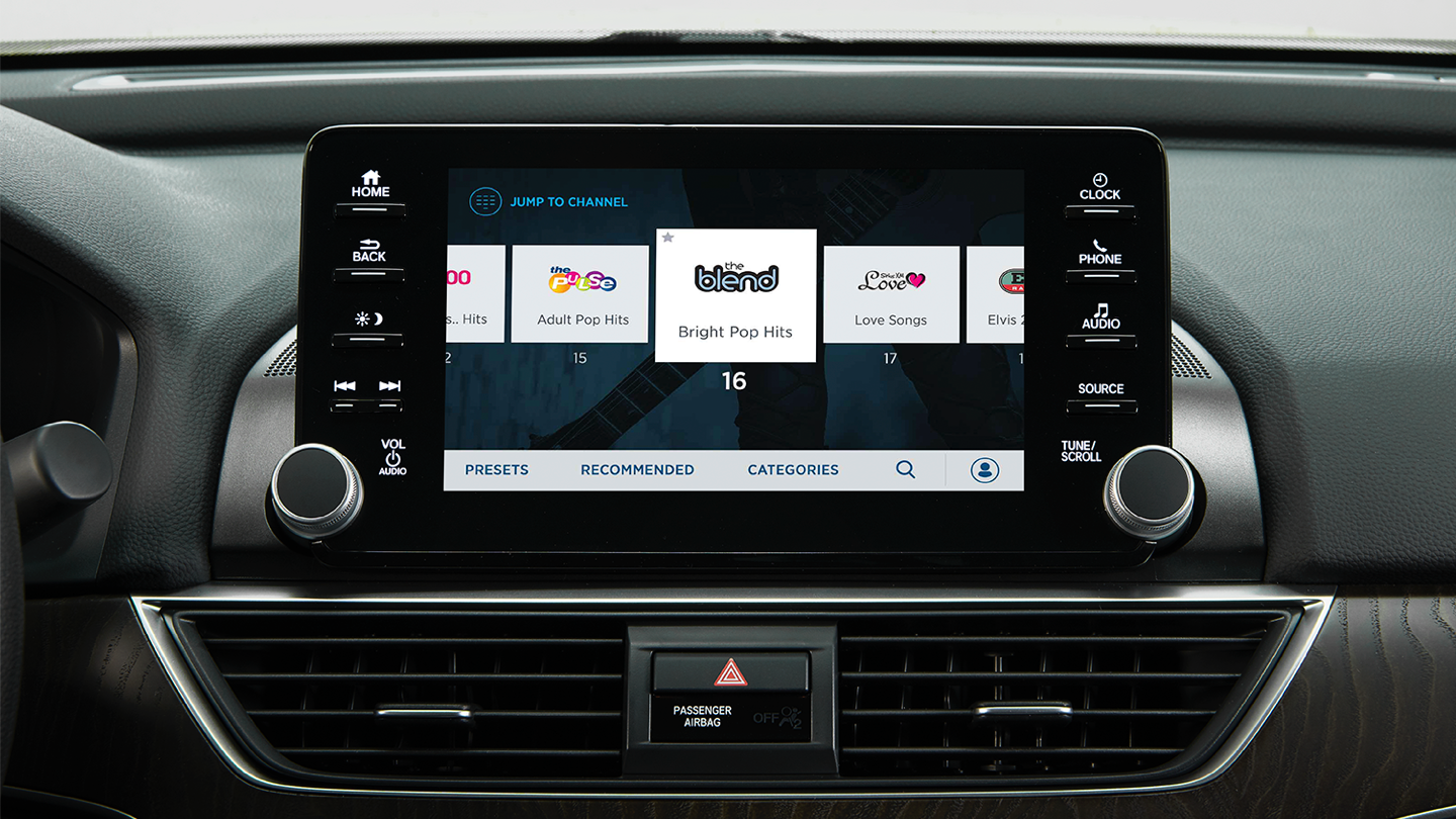 Driving Connected Entertainment - SiriusXM