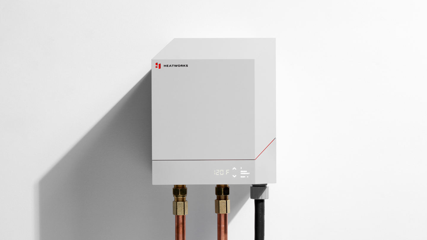 Designing an Innovative Water - Heatworks Model 3