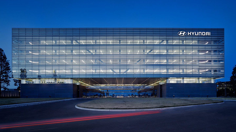 Hyundai organization structure design and activation