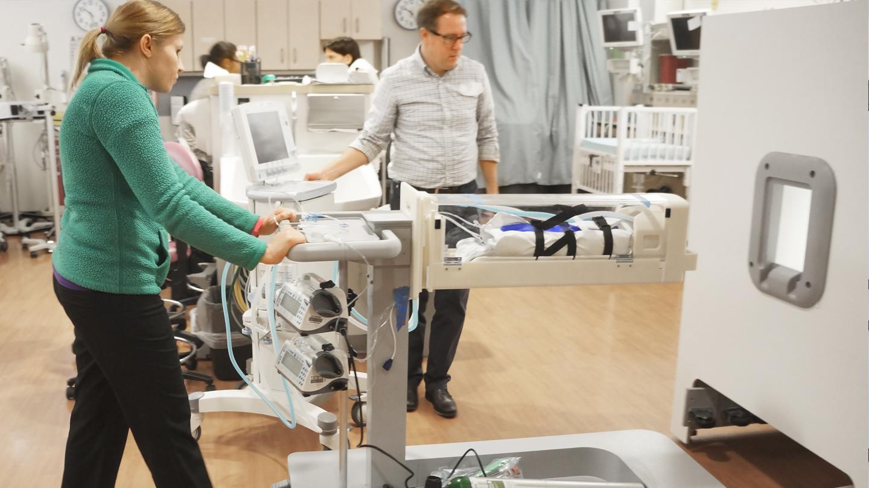 Bringing Newborn Technology To Life - Aspect Imaging