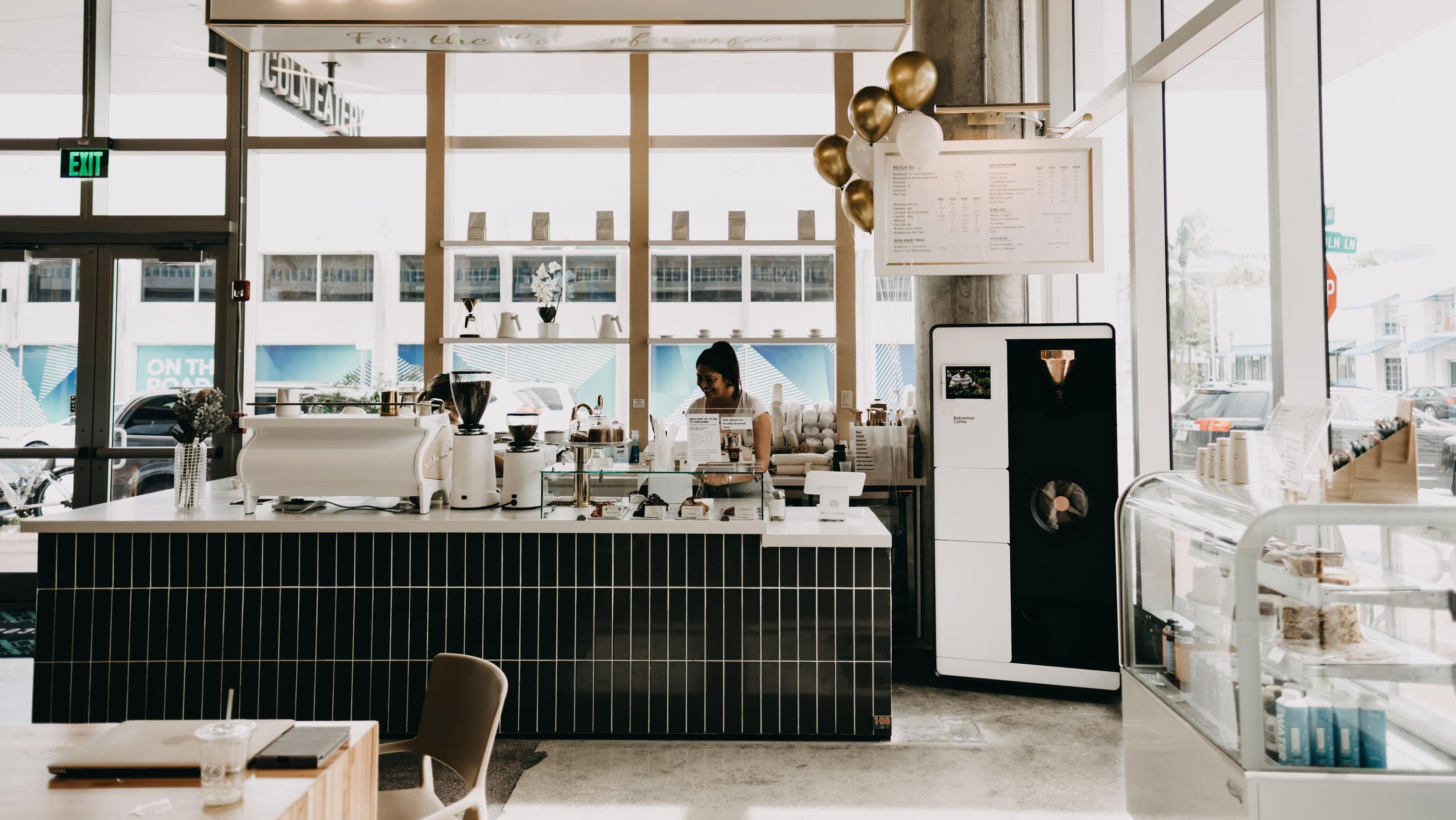 frog venture design services redefines coffee ecosystem for Bellwether