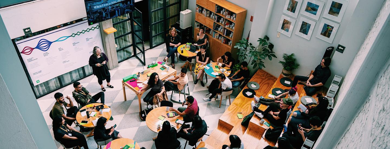 frog design team Mexico city