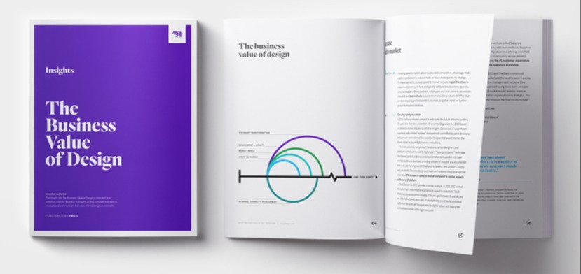 The Business Value of Design-BVoD Report