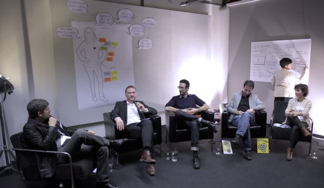 What Defines the Designer of the Future-frog Amsterdam