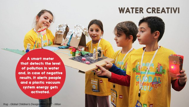Show & Tell: Nurturing Imagination to Make a Difference-WATER CREATIVI
