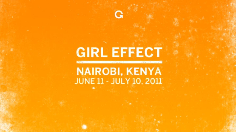 Nike 100 Million Girls -girl effect