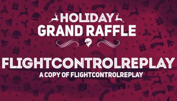 FlightControlReplay Raffle