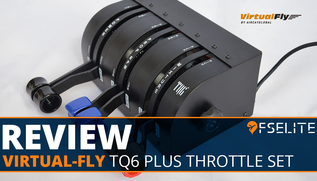 VIRTUAL FLY Tq6 Plug Throttle Set Featured Review