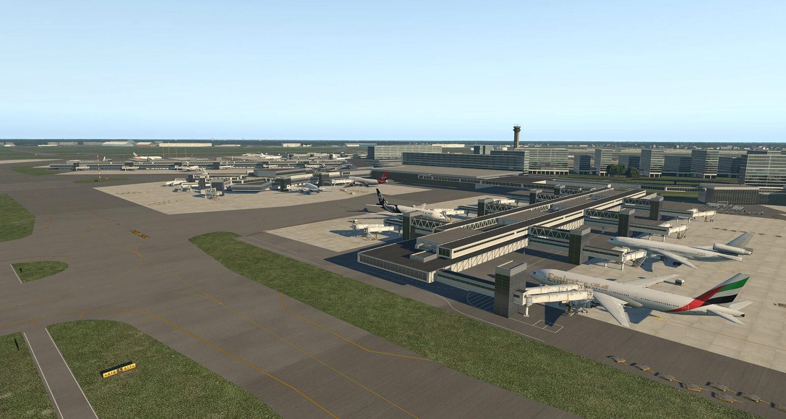 X-Plane 11 30 Default Airport Update Teased – FSElite