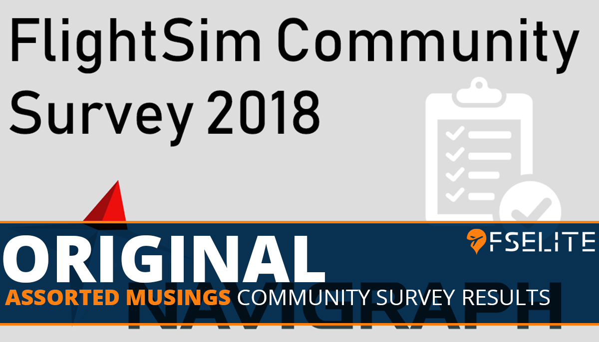 Assorted Musings Navipragh Community Survey Results 2018