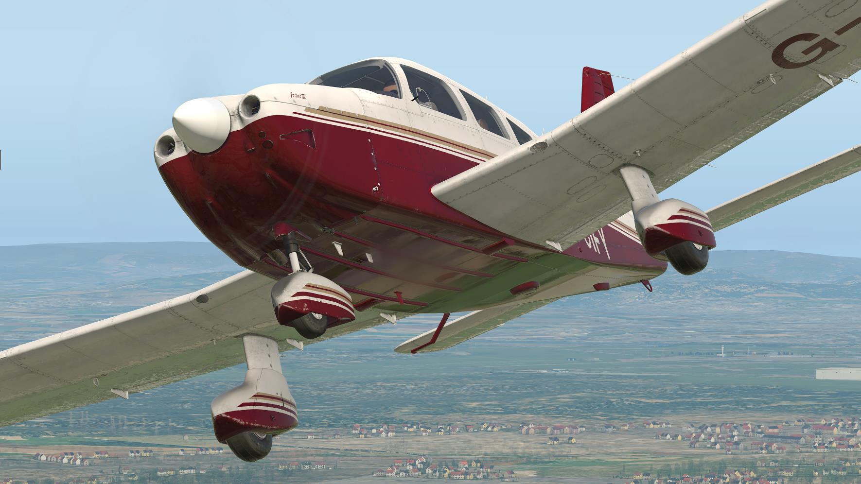 Just Flight PA 28 181 Archer III X Plane 11 3