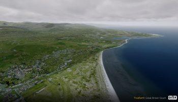 Orbx True Earth South P3d Wales (1)