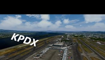 FlightBeam Portland KPDX HD