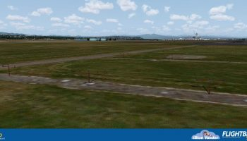 Flightbeam IBlueYonder KPDX Portland Updated To V1.3 FSElite