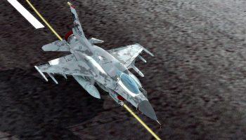 Milviz Preview F 16C FSElite