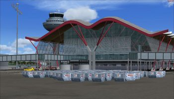 Aerosoft Madrid Evolution Fsx Lemd (6)