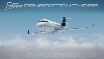 Eaglesoft Flight Simulation Challenger 605 (1)