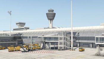 Eddm Munich Airport X Plane 11 (5)