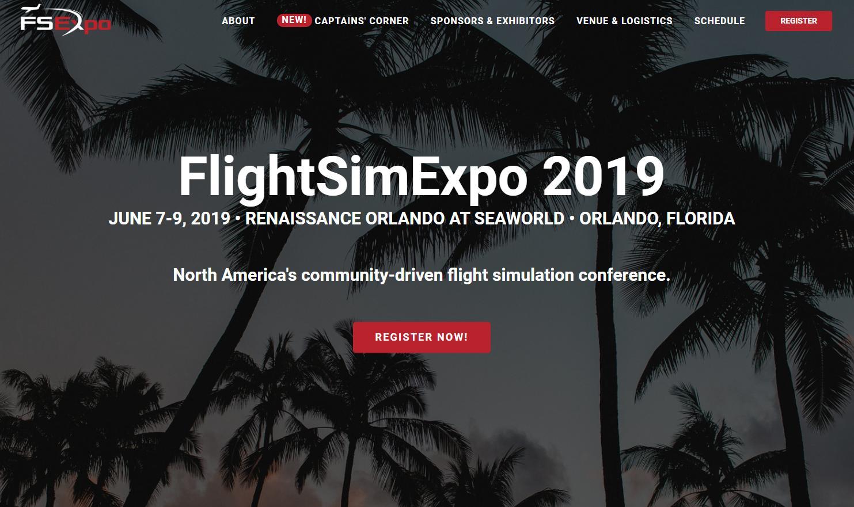 Flightsimexpo2019 Sponsors
