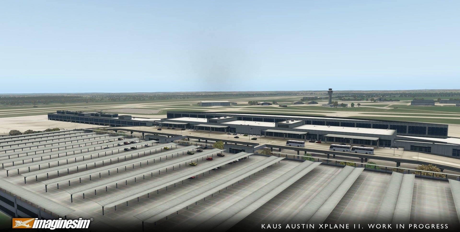 Imageinsim Austin X Plane 11 Kaus (5)