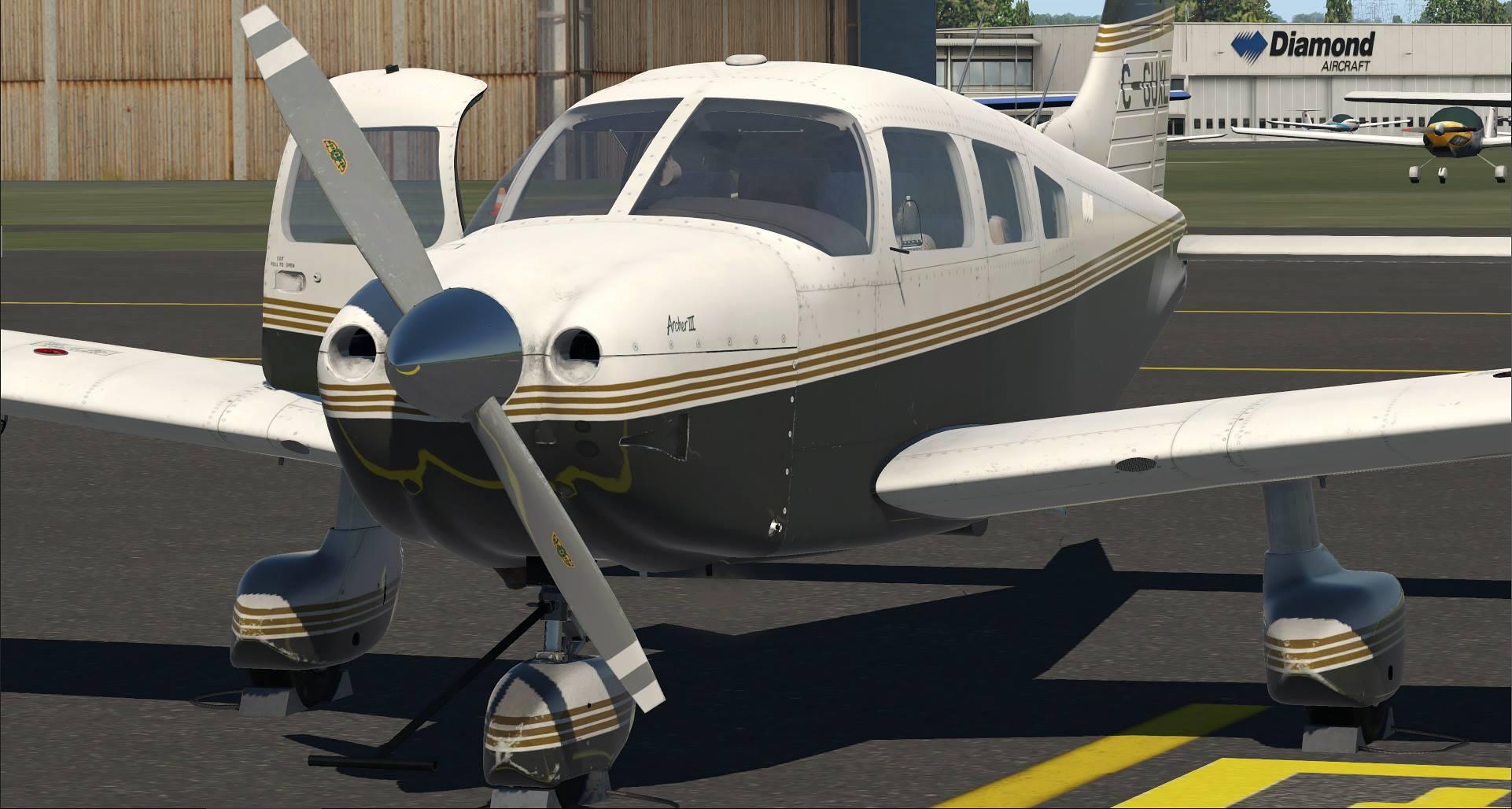 Just Flight Pa28 Archer Iii X Plane 11 (1)