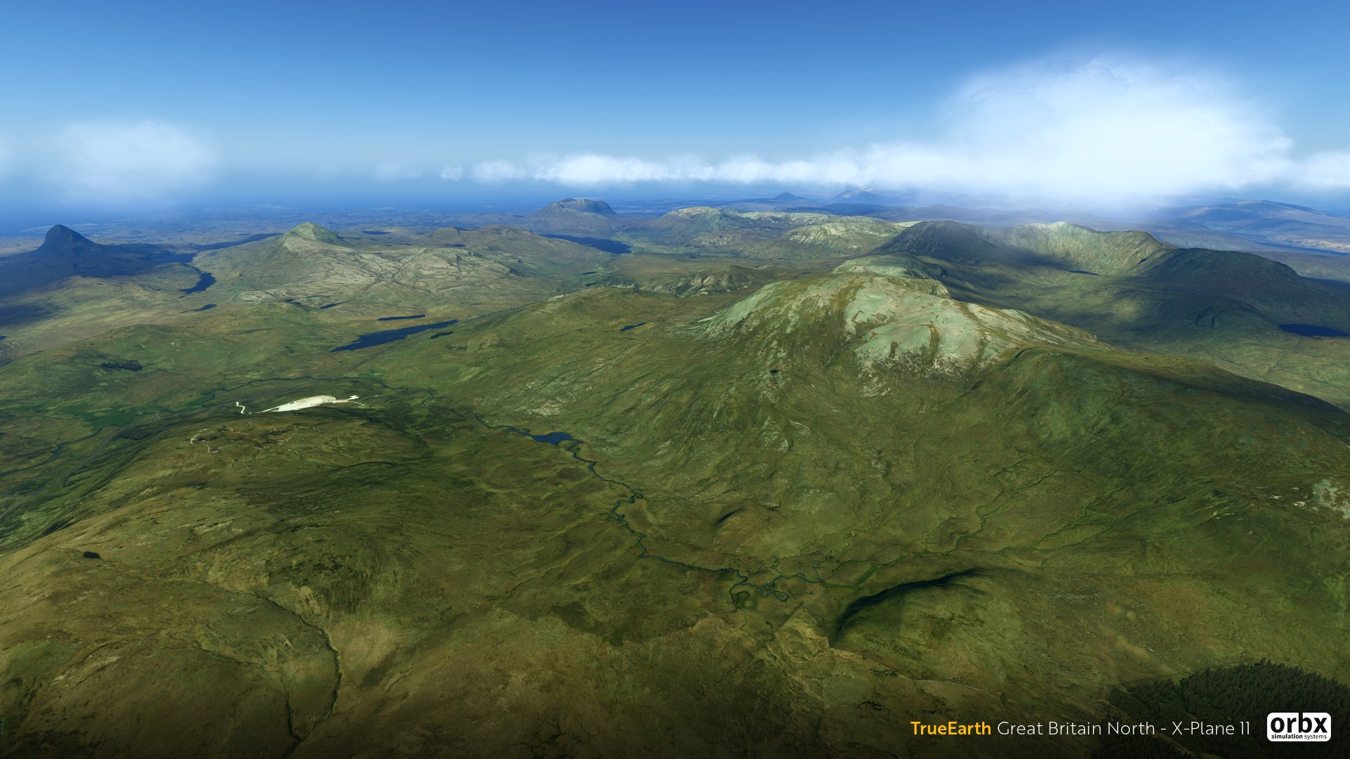 Orbx True Earth Gb North Beta X Plane 11 (13)