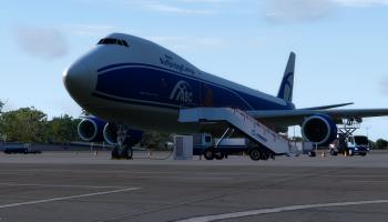 Pmdg 748