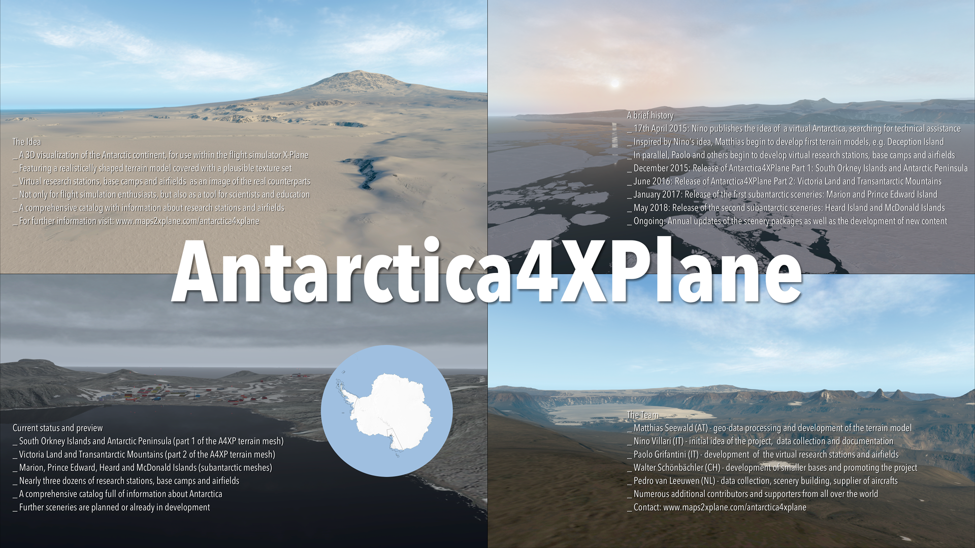 Polar2018 A4xp Poster