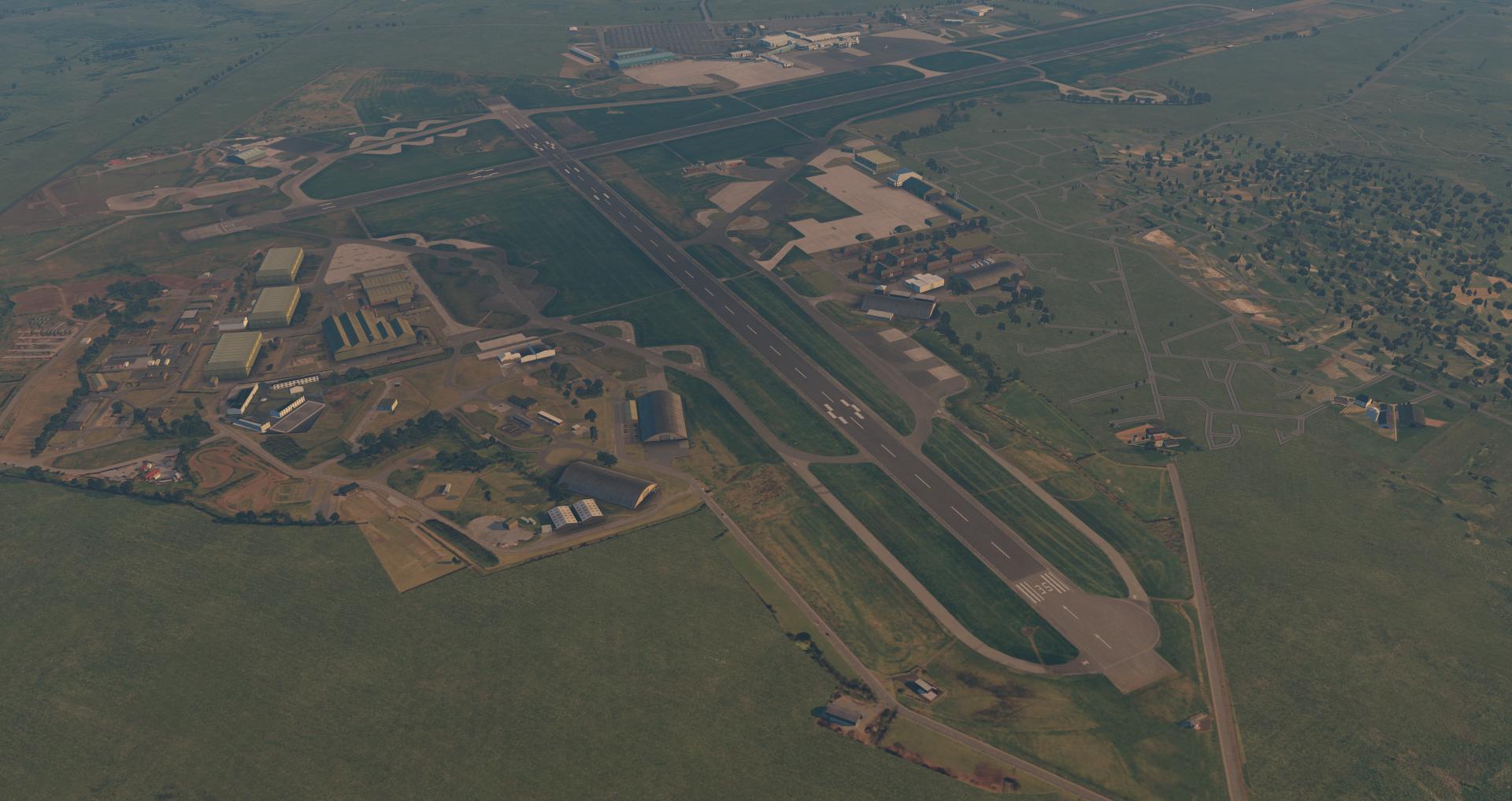 Uk2000scenery Belfast Xplane 11 (2)