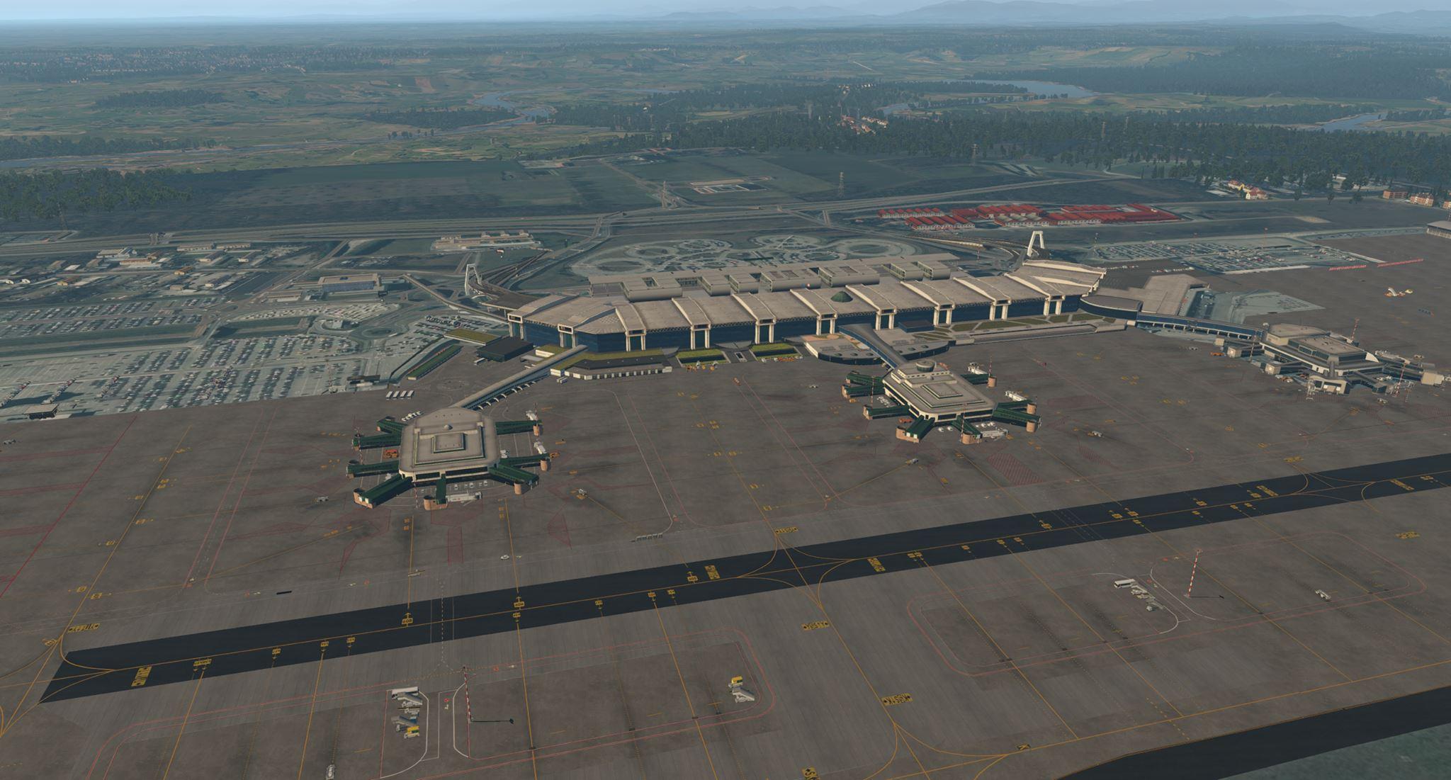 Windsock Simulations Milan Malpensa X Plane 11 (5)