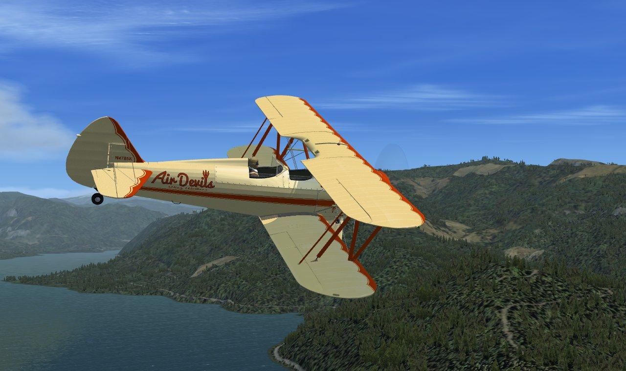 prepar3d / fsx] Golden Age Simulations Releases Boeing Super