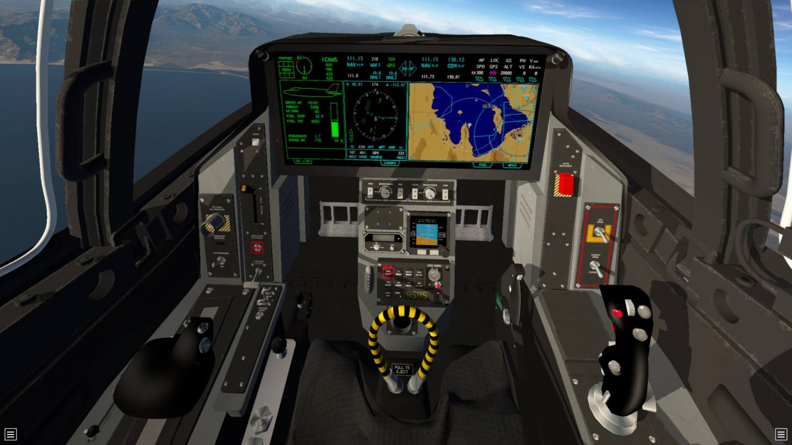 AOA Simulations Releases More Previews of Their F-35A for X