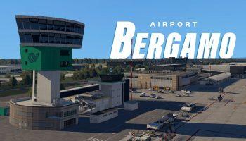 Airport Bergamo – XPlane 11 Official Trailer Aerosoft