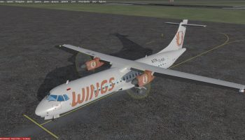 Milviz Previews Their ATR 72 FSElite