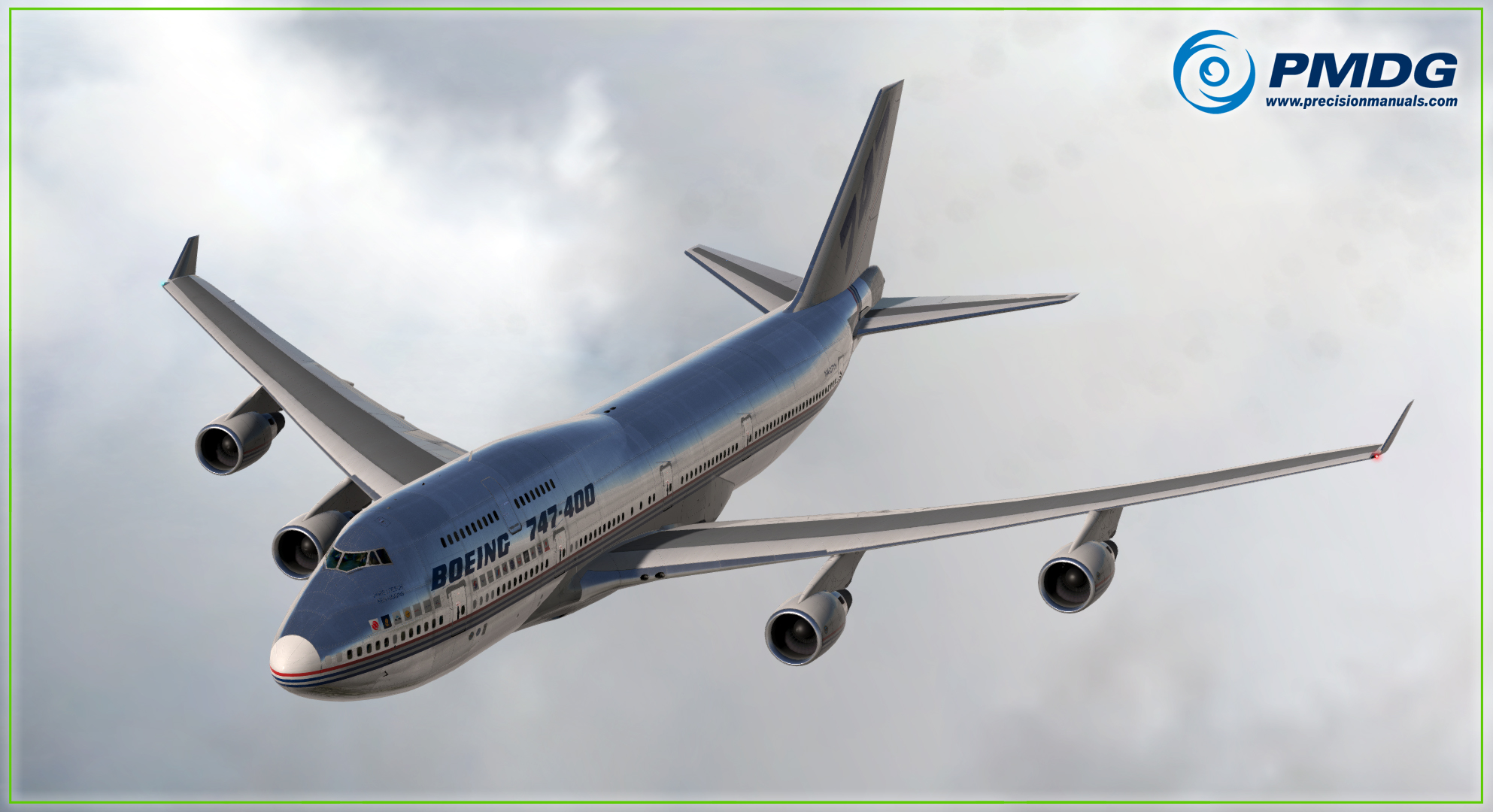 prepar3d / fsx] More PMDG 747 QOTS II PBR Previews + Update