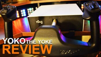Review Virtual Fly Yoko The Yoke