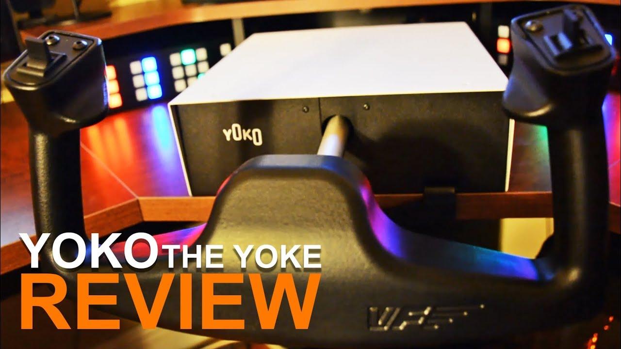 Review Virtual Fly Yoko The Yoke