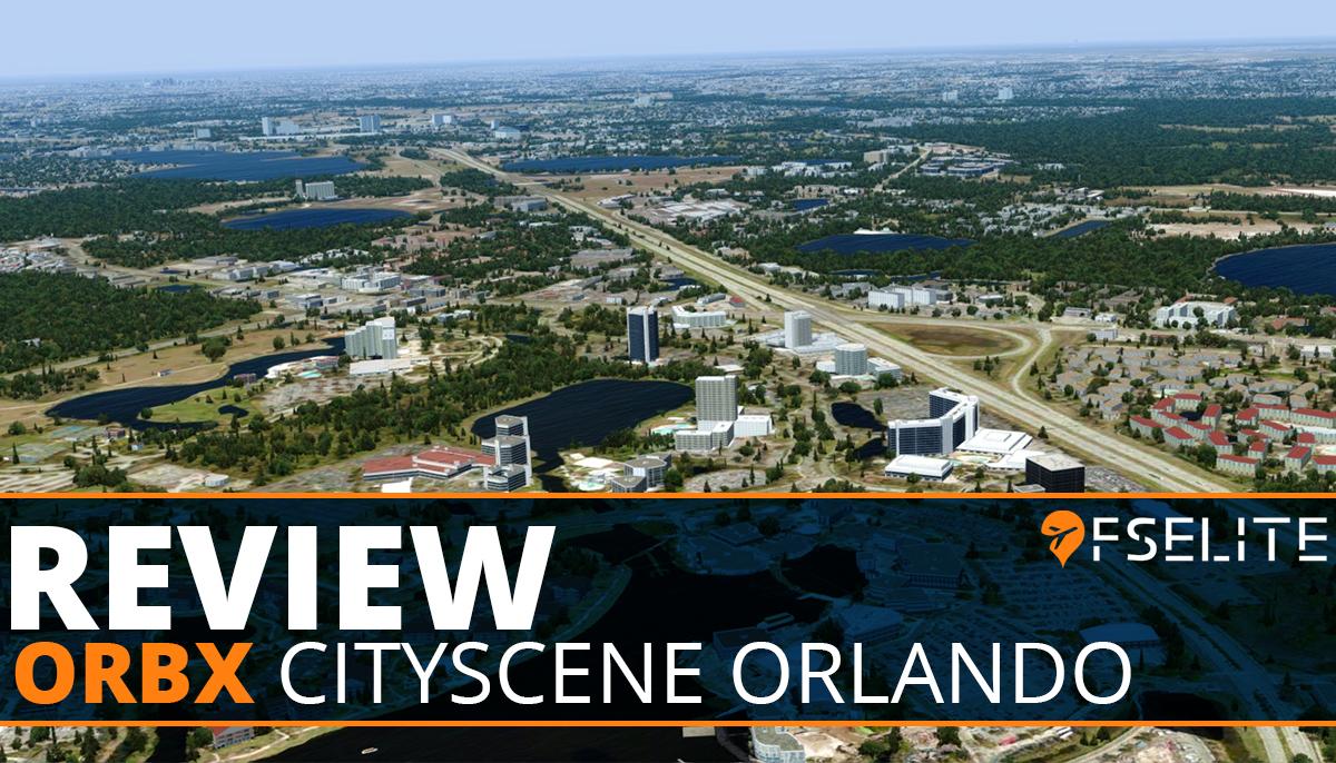 Orbx Orlando City Scene P3dv4 Fselite Feratured