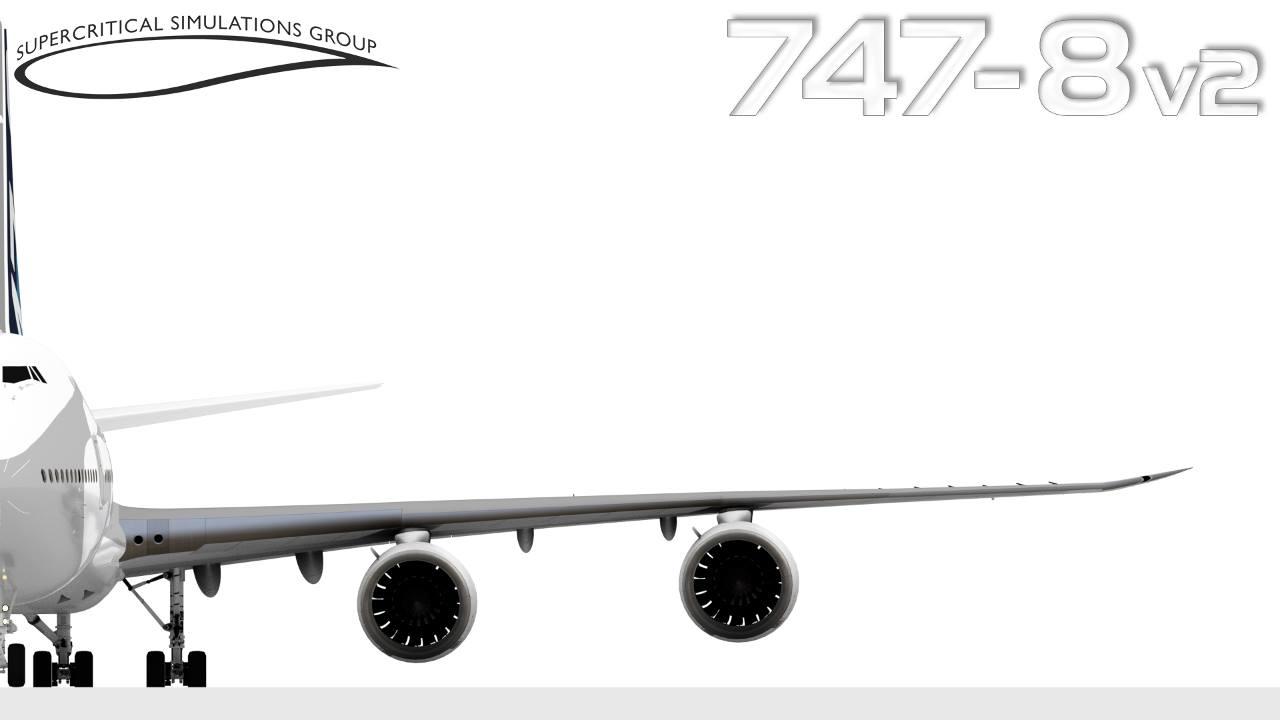 Supercritical Simulations Group 747 8 (4)