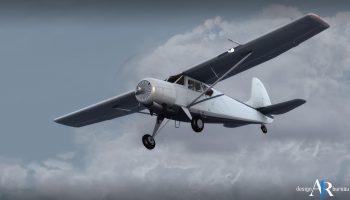 A1R Design Bureau Releases Yak 12A FSElite3