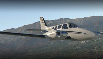 B58 Carenado X Plane 11 1