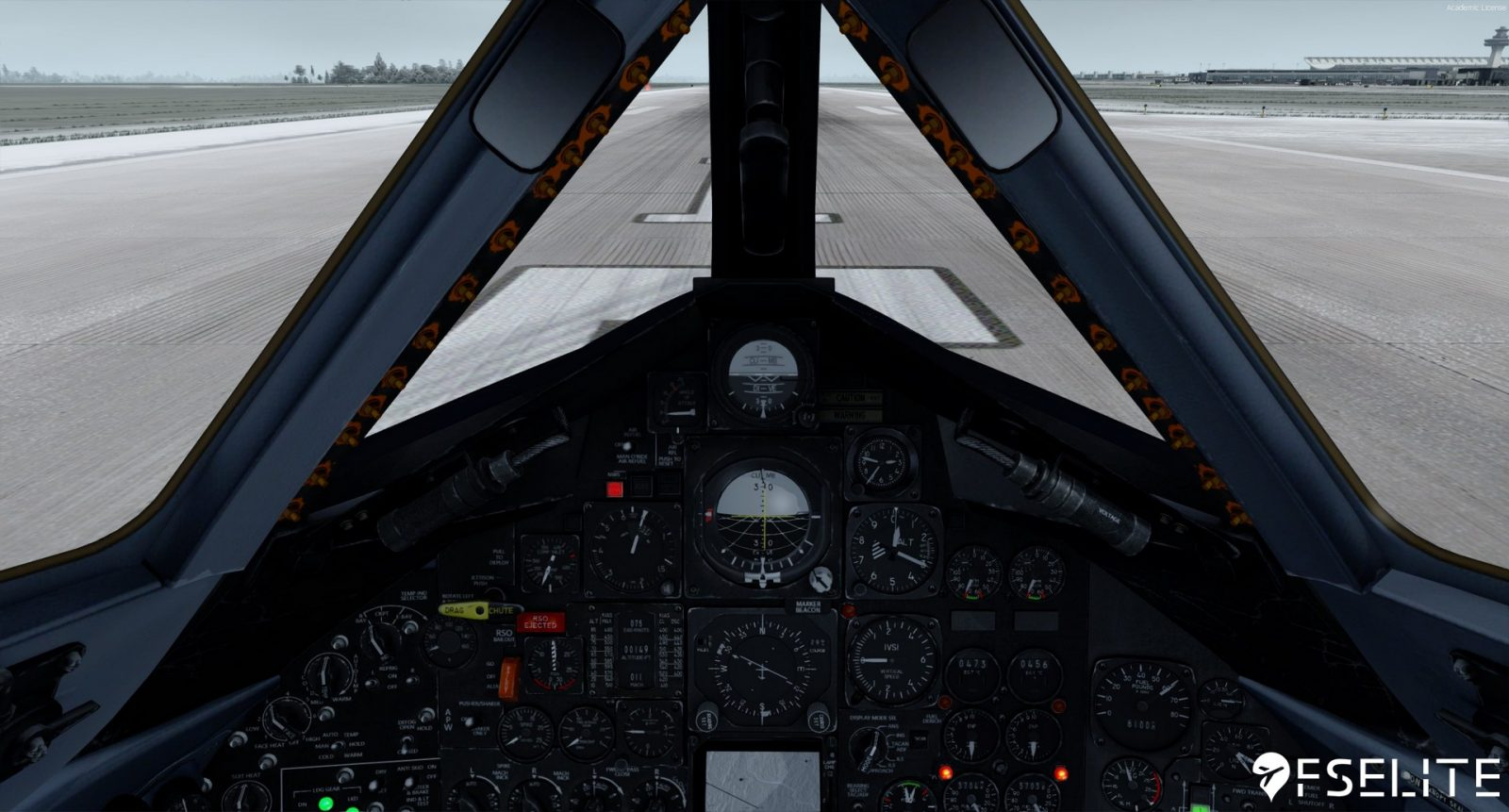 prepar3d / fsx] Milviz SR-71 Blackbird: The FSElite First