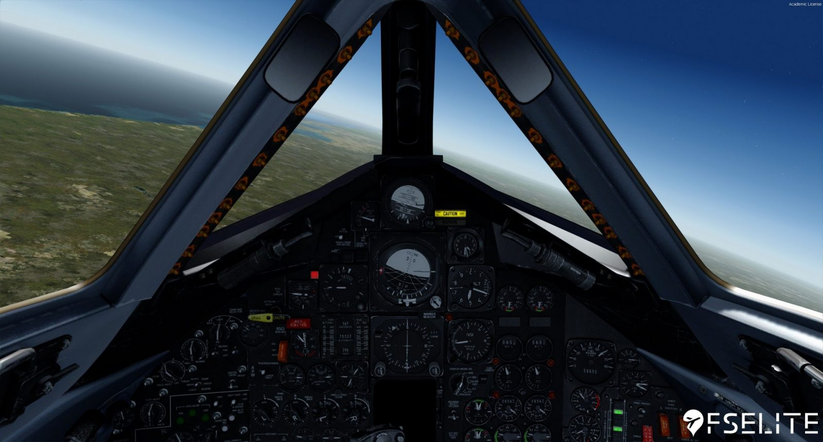 prepar3d / fsx] Milviz SR-71 Blackbird: The FSElite First