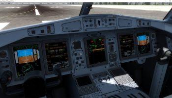 Milviz Show Off Functional ATR Cockpit FSElite