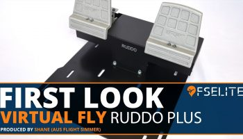 Virtual Fly RUDDO PLUS The FSElite First Look
