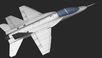 AOA Simulations Boeing Saab T X Advanced Jet Trainer (5)